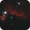 IC434 - Horsehead and Flame,                                Mike Hislope