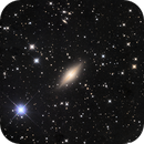 NGC 7814 from the Grand Mesa Observatory,                                Bill Clugston