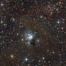 NGC7129,                                CoFF