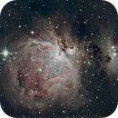 M42 Orion in HDR,                                Ray Heinle