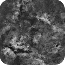 Gamma Cygni - 2 panel Mosaic,                                Hytham