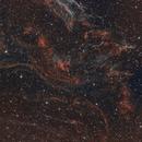 NGC 6960, Western veil,                                Veljko Petrović