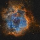 NGC 2244 Narrowband,                                George Varouhakis
