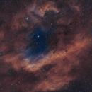 Sh2-119 • Emission Nebula in Cygnus in SHO,                                Ola Skarpen SkyEyE