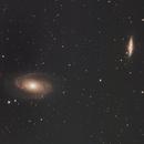 M82 and M81,                                Philipp Weller