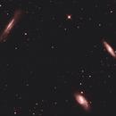 The Leo Triplet,                                AstroCat_AU