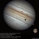 Ganymede Transit,                                 Astroavani - Avani Soares