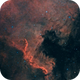 North America Nebula  HaRGB,                                Alberto Pisabarro
