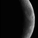 Moon 106mmf6 achro,                    Spacecadet