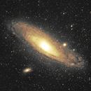 Andromeda: Fake RGB,                                AcmeAstro