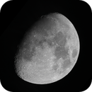 Moon from Vigo, 24/01/2021 0:20 UTC. In a moment the clouds allowed to take some pictures.,                                ediazcomellas