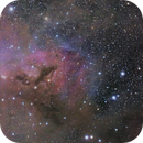 Barnard #1~4 in Perseus,                                Kiyoshi Imai