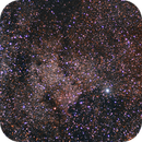 NGC7000 widefield,                                Connor Matherne