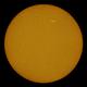 Solar Disc, HA, 04-06-2020,                                Martin (Marty) Wise