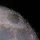 Luna 9 de mayo 2020 con Barlow 2.5x,                                Lakar