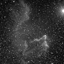 IC59-IC63 Ghost of Cassiopeia Nebulae (Ha),                                Marco Stra