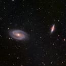 Galactic Duo,                                Nicholas Bradley
