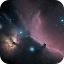 HorseHead and Flame nebula from last Winter,                                Mike