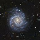M74 Phantom Galaxy,                    Jerry Macon