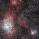 M8 and M20 HOO,                                Scotty Bishop
