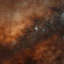 The Upper Sagittarius Region,                                Jacob Bers