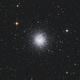 A quick M 13 Great Globular Cluster in Hercules 12 Minutes,                                Elmiko