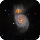 M51 - The Whirpool Galaxy,                                Tim Hutchison