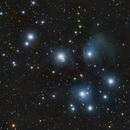 The Pleiades-M45,                                umbarak