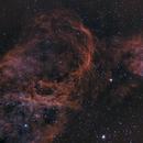 NGC 3324,                    Gerson Pinto