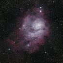M8 - Lagoon Nebula,                                Rodney Watters