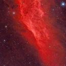 NGC 1499 - The California Nebula,                                StarSurfer Carl