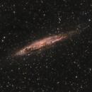 NGC 4945 in Centaurus,                                Jeff