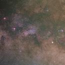 Eagle, Omega, Lagoon, Trifid Nebula,                                Sébastien Kesteloot