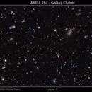 ABELL 262 - Galaxy Cluster,                                  Brice Blanc