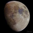 67% Waxing Moon,                                Brent Newton