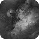M16 the Eagle Nebula,                                David Wills (PixelSkies)
