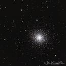 Messier 92,                                John Kulin