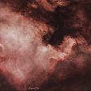 NGC7000 Starless,                                KimKiDae