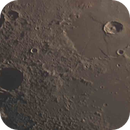 Aristoteles and nearby  craters - Northside of Moon,                                Garry O'Brien