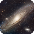 M31 Andromeda Galaxy,                                Debra Ceravolo