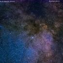 campo stellare zon  lo scudo di sobieschi,                                Carlo Colombo