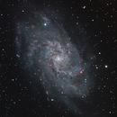 M33 LhaRGB,                                Doug Lalla