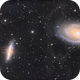 M81&M82 with some IFN,                                fenriques