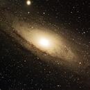 M 31 Andromeda,                                Tom.K.