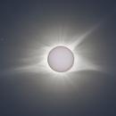 2017 Solar Eclipse HDR,                    Thomas