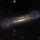 NGC 3628, The Hamburger Galaxy,                                Ruben Barbosa