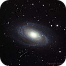 M81 Bodes Galaxy,                                Edward Overstreet