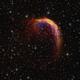 Sh2-188, narrowband (HSO) + RGB,                                iva