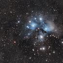 Pleiades - The Seven Sisters - M45,                                  David Augros