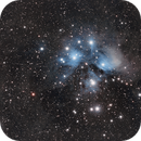 Pleiades - The Seven Sisters - M45,                                David Augros